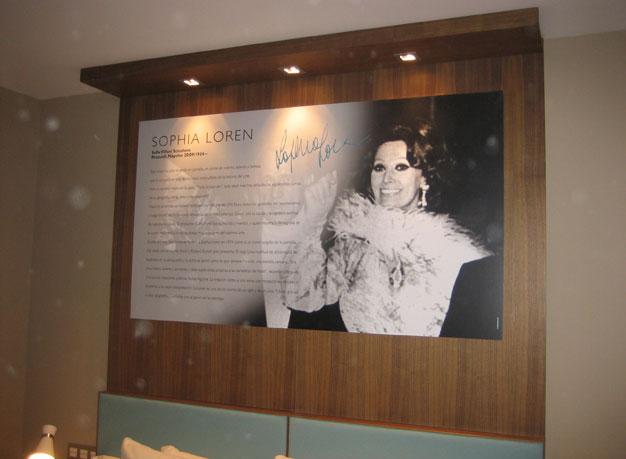 Cabecero Hotel Astoria 7