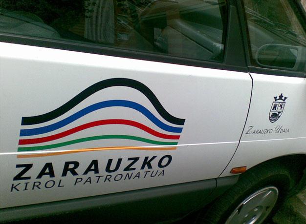 Logotipo en Vinilo Recortado